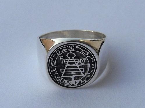 King Solomon Ring Secret Seal
