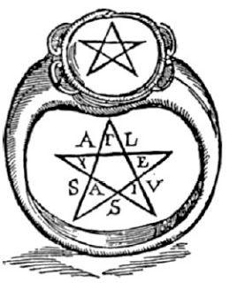 King Solomon Ring of Power