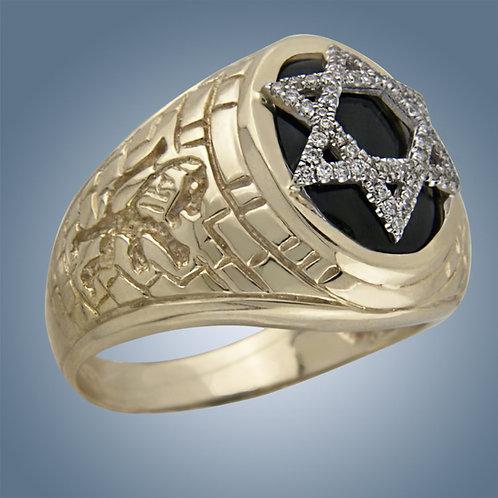Ring Power & Fortune from King Solomon Gold 18K
