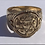 Thumbnail: 14K King Solomon Ring Of Power and Wisdom Handmade Solid Gold