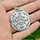 Thumbnail: The Grand Pentacle of Solomon Pendant handmade Silver .925