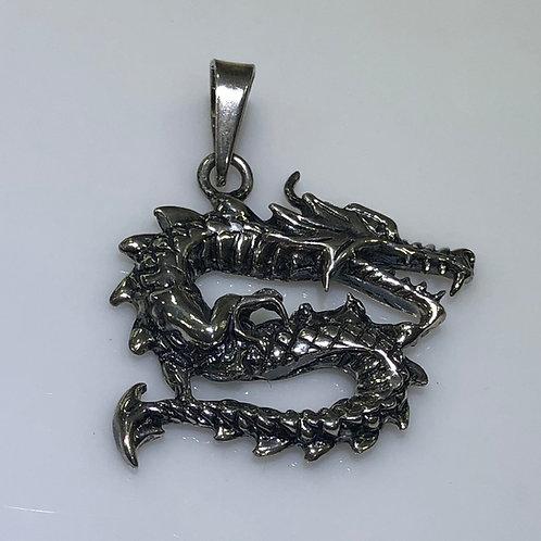 Dragon Silver .925 handmade