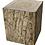 Thumbnail: BENJ & SOTO Wood Cube Bark