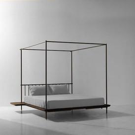 DISTRIKT Canopy Bed
