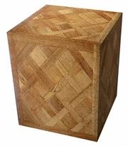 BENJ & SOTO Wood Cube Parquet