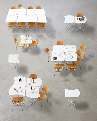 C-19 Table by AWAA presented by Ernest+
