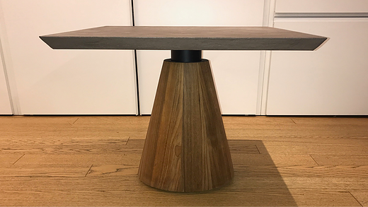 MAUNA LANI Table by MEYER DAVIS presented by Ernest+