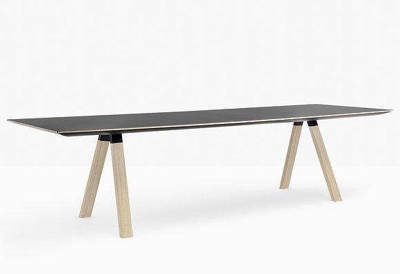 Pedrali ARKI Table Wood