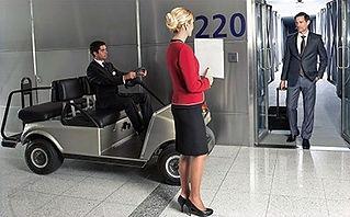 VIP airport service - Aussie Guide