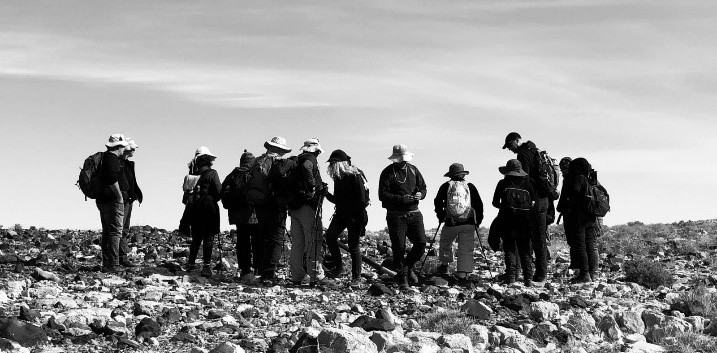 החבורה על ההר