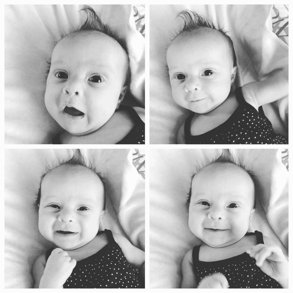 Madeleine - 6 Weeks