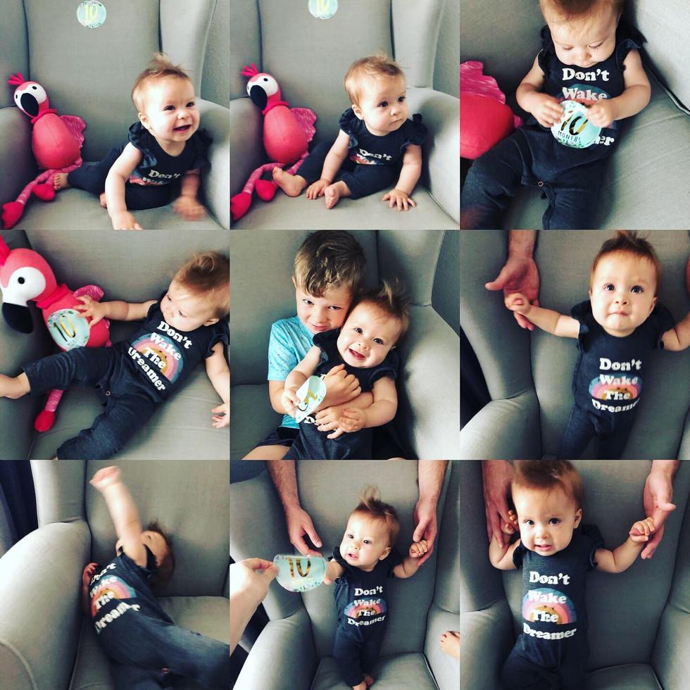 Madeleine - 10 Months