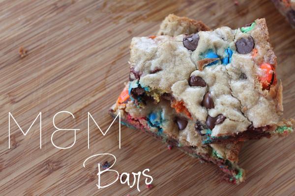 M & M Bars