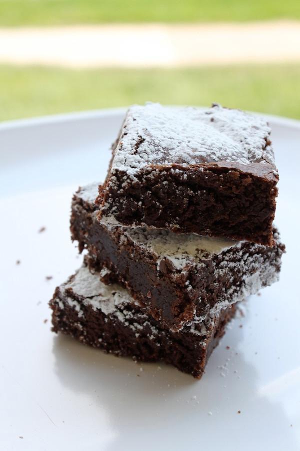 Dark Chocolate Brownie Goodness