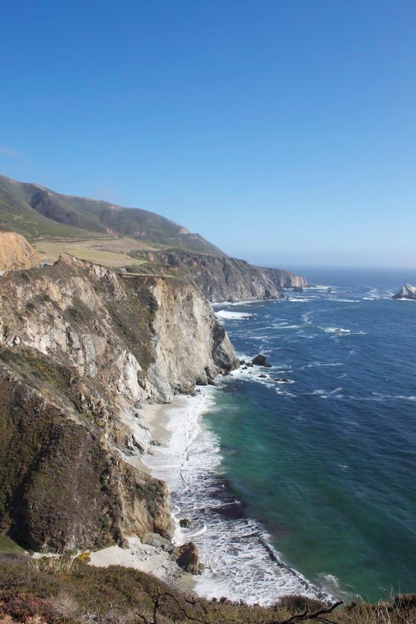 #mycaliforniaroadtrip: Santa Barbara to Monterey