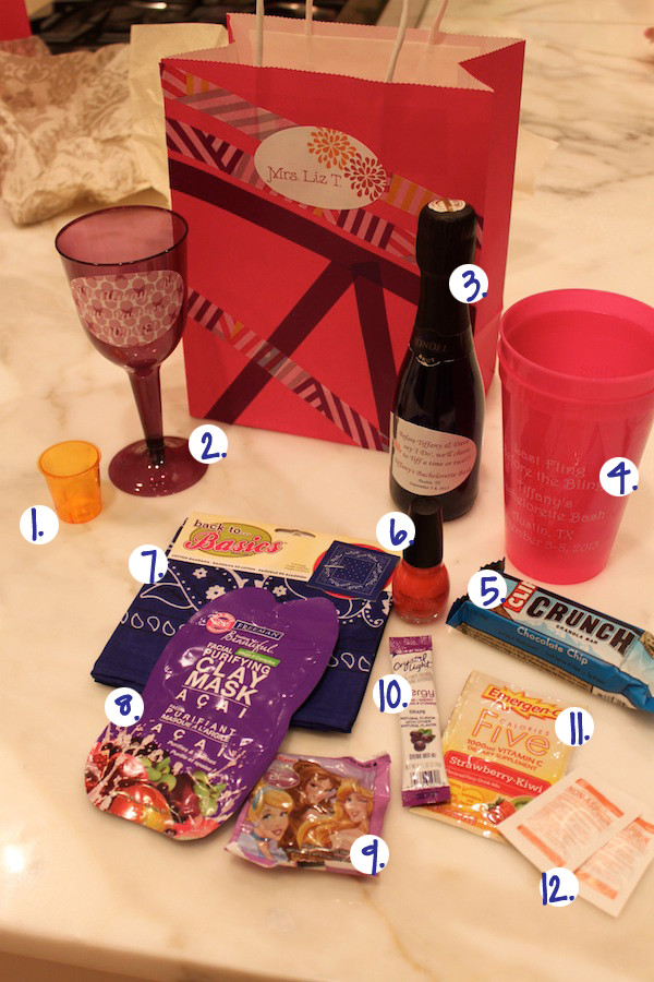 Bachelorette Party Gift Bags