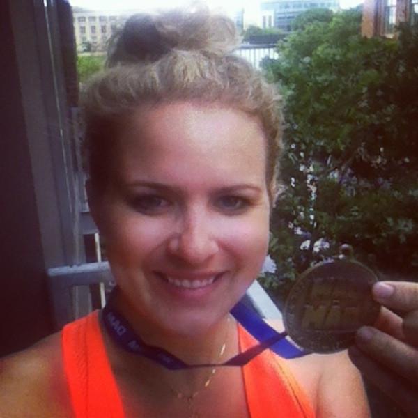 Week 14: My First Half-Marathon Complete!