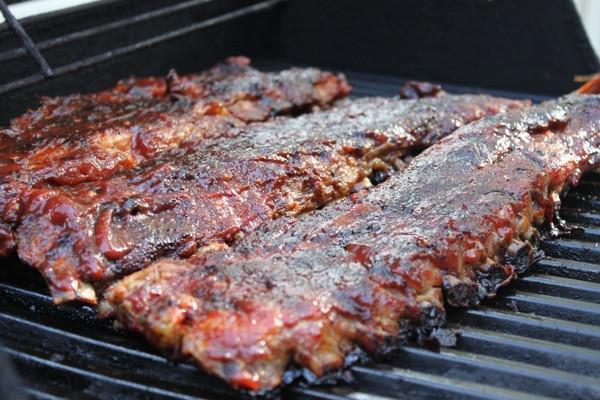 BBQ Ribs - Happy 4th of July