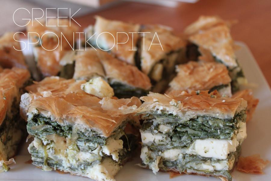 Greek Sponikopita