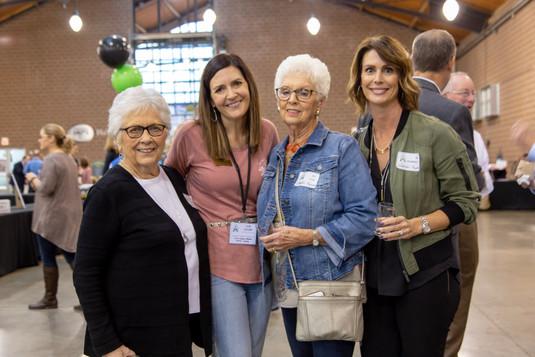 Shirley Taylor, Allison Stadtlander, Joy