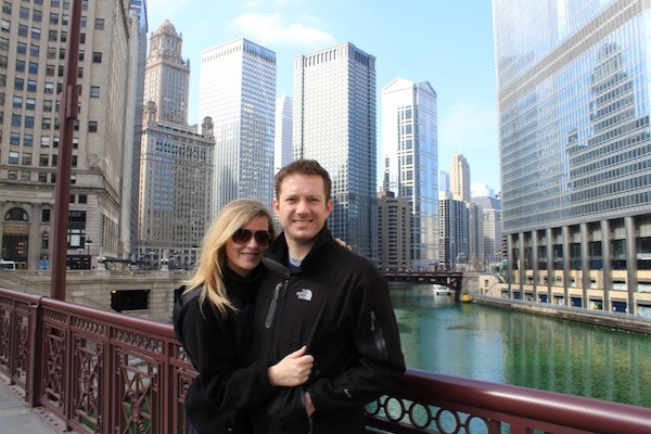 A Birthday Weekend in Chicago