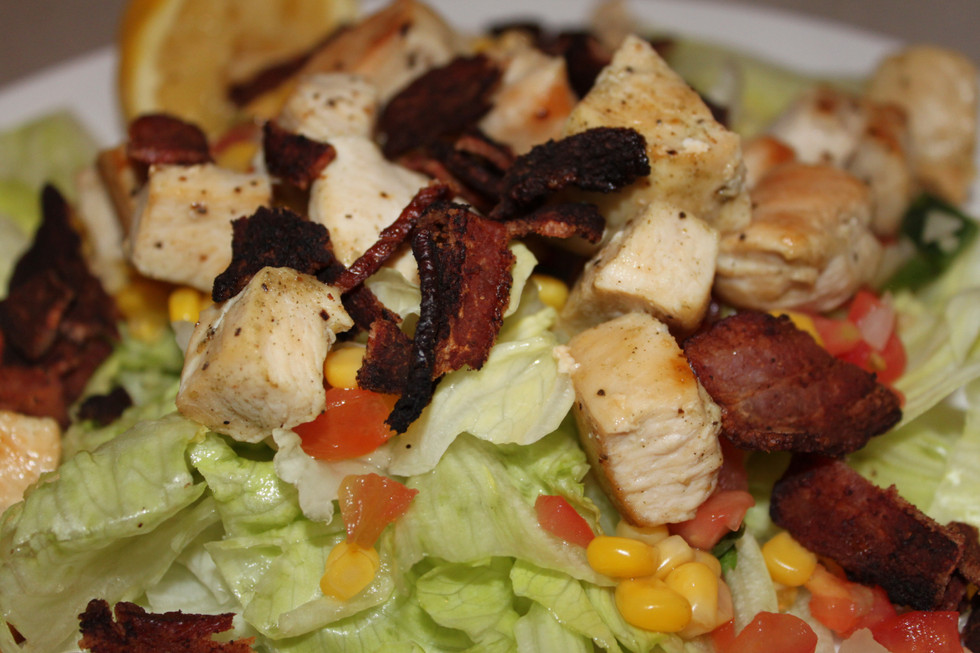 Salad with Mexican Twist