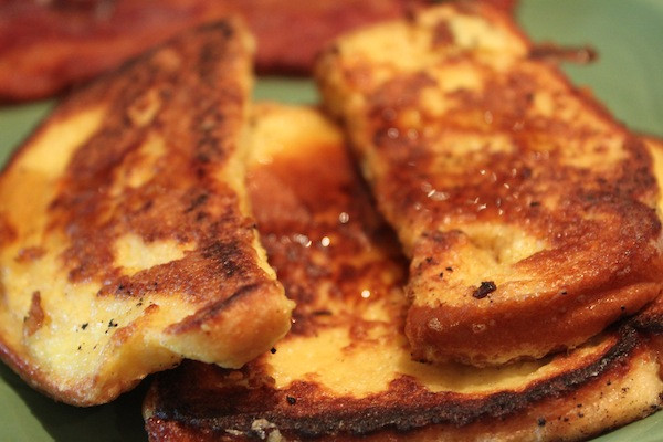 Guilty French Toast