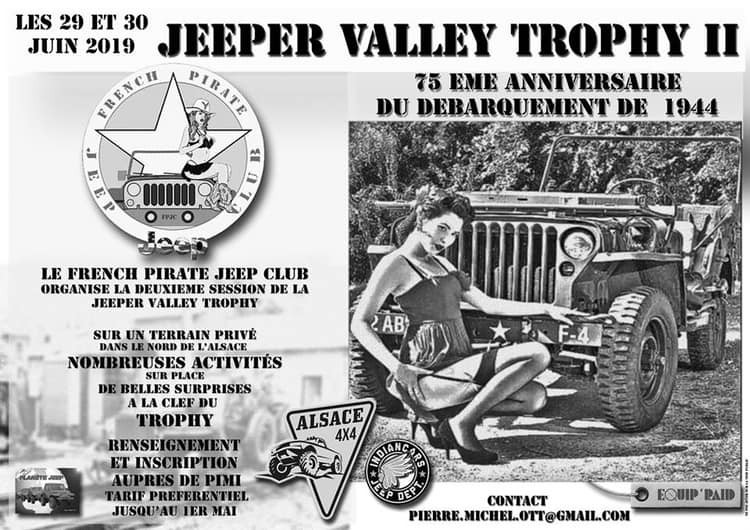 JEEPER VALLEY TROPHY 2019