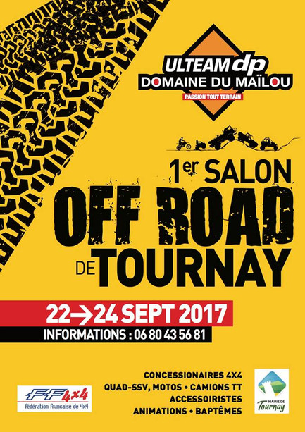 SALON OFF ROAD 2017