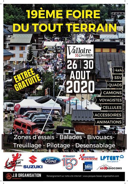 FOIRE DU TOUT TERRAIN 2020