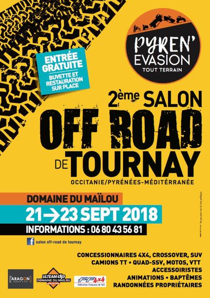 SALON OFF ROAD 2018