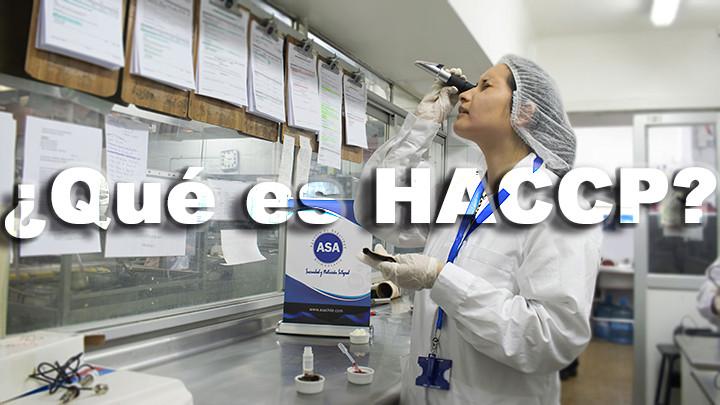 ¿Qué es HACCP?