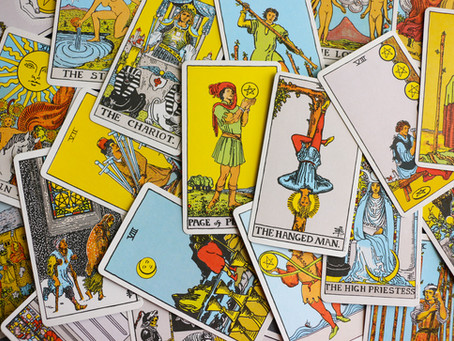 Using Tarot To Unlock Your Infinite Potential