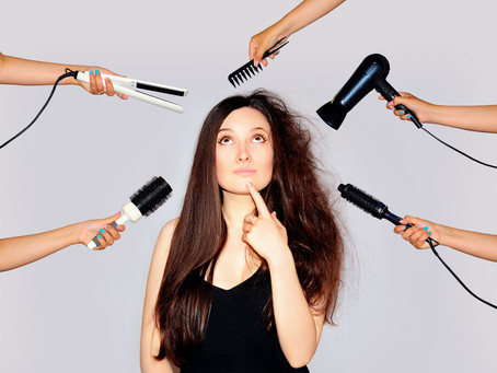 5 Blow Drying Mistakes You Are Probably Making