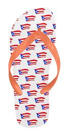 puerto_rican_flags_peach_strap_flip flop