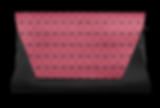 red puddle diamonds clutch.png