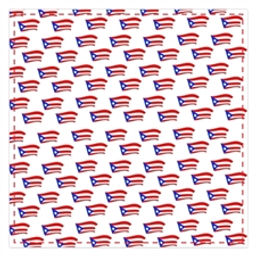 puerto rican flags white typical bandana
