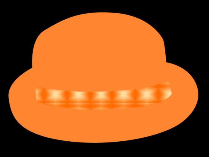 oranges diamond squares man type hat AIP.jpg