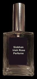 siobhan irish rose perfume bottle photo.