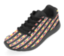 kente stripes running sneaker.png