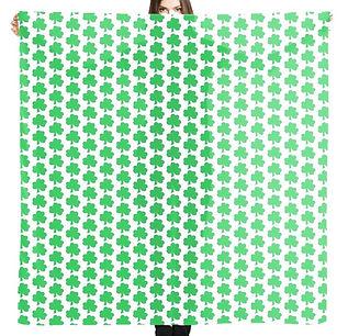 irish green clover wide scarf.jpg