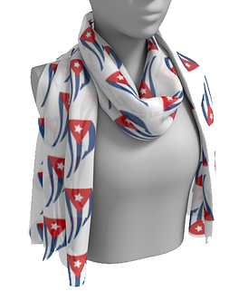 cuban flapping flags long scarf n.png