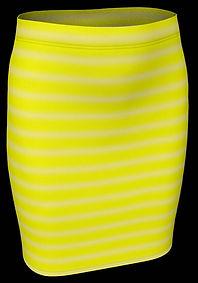 Brite Yellow Faded White Lines AC mini s