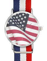 flapping american flag nylo strap watch.jpg