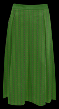 african diagonal green flowers mnemosyne
