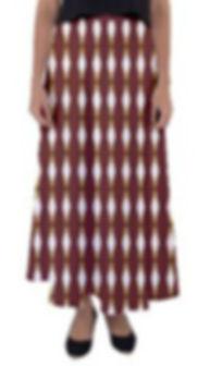 african-cream-diamond-flared-maxi-skirt.