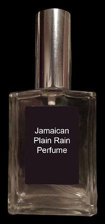 actual jamaican plain rain perfume post.