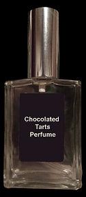 chocolated tarts perfume bottle photo.jp