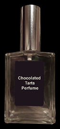 chocolated tarts perfume bottle photo.jp