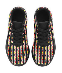 kente stripes running shoes .jpg
